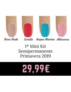1* Mini Kit Semipermanente...